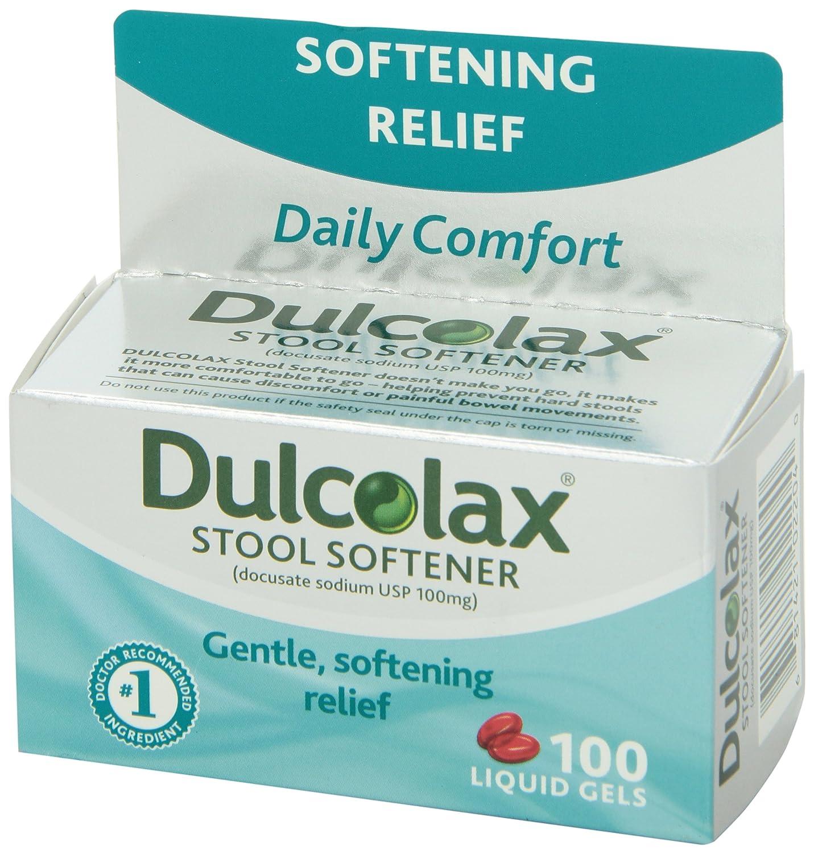 Amazon.com DulcoEase Stool Softener Liquid Gels 100 Count Health u0026 Personal Care  sc 1 st  Amazon.com & Amazon.com: DulcoEase Stool Softener Liquid Gels 100 Count ... islam-shia.org