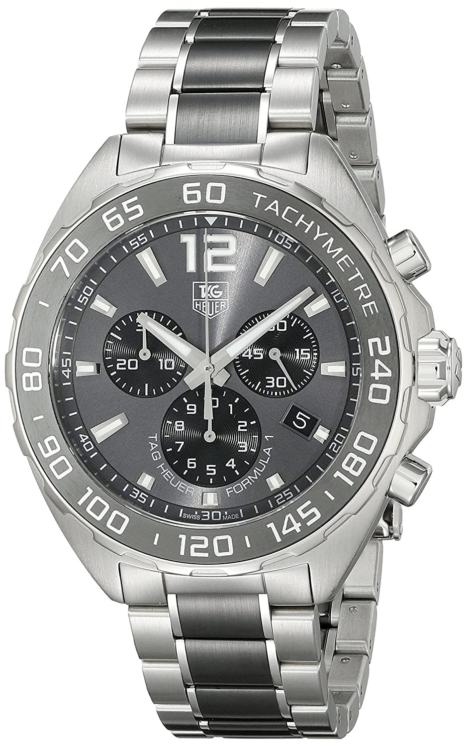 TAG Heuer Men's CAZ1111.BA0878 Stainless Steel Watch