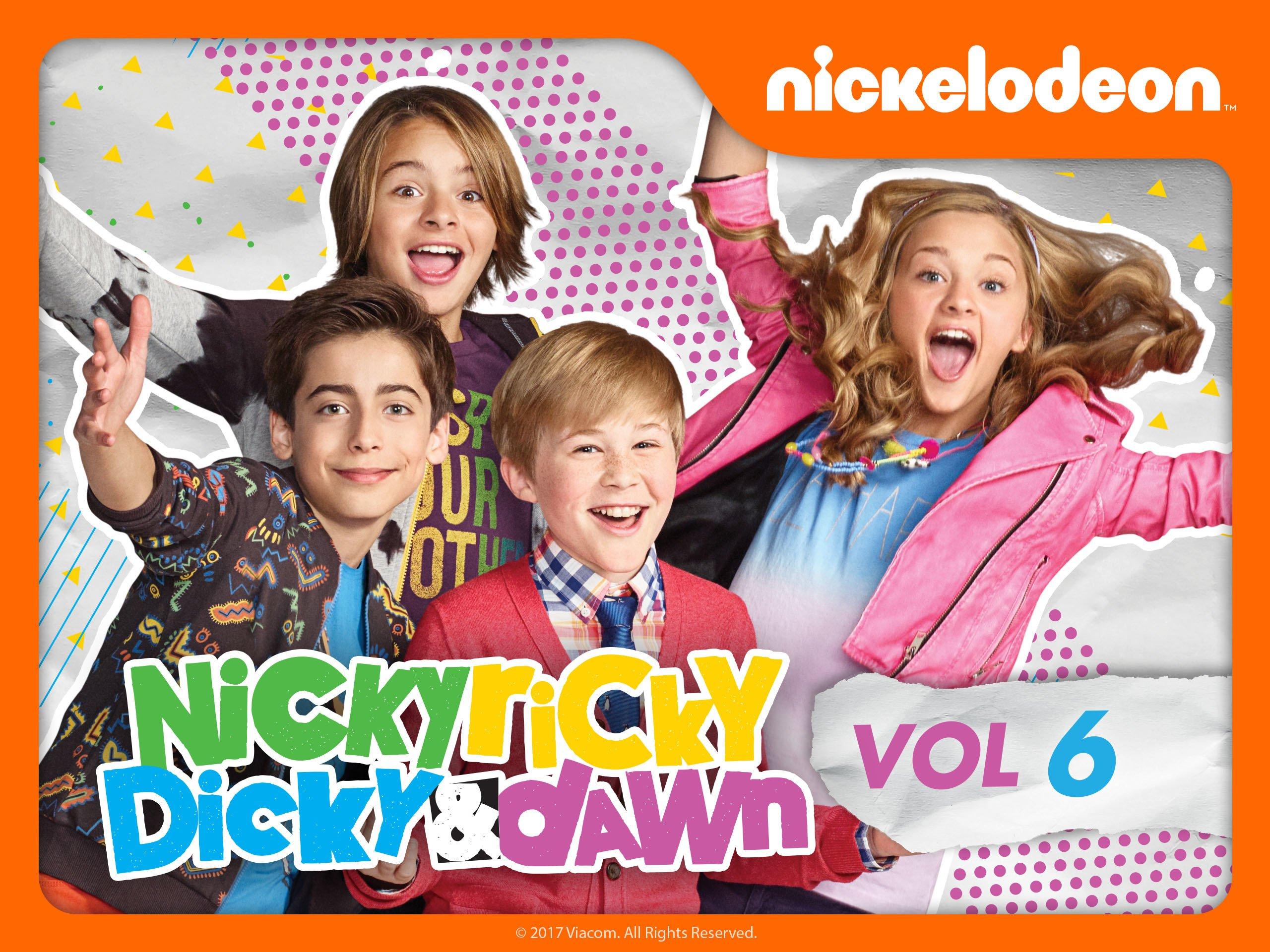 Watch Nicky Ricky Dicky Dawn Season 6 Prime Video