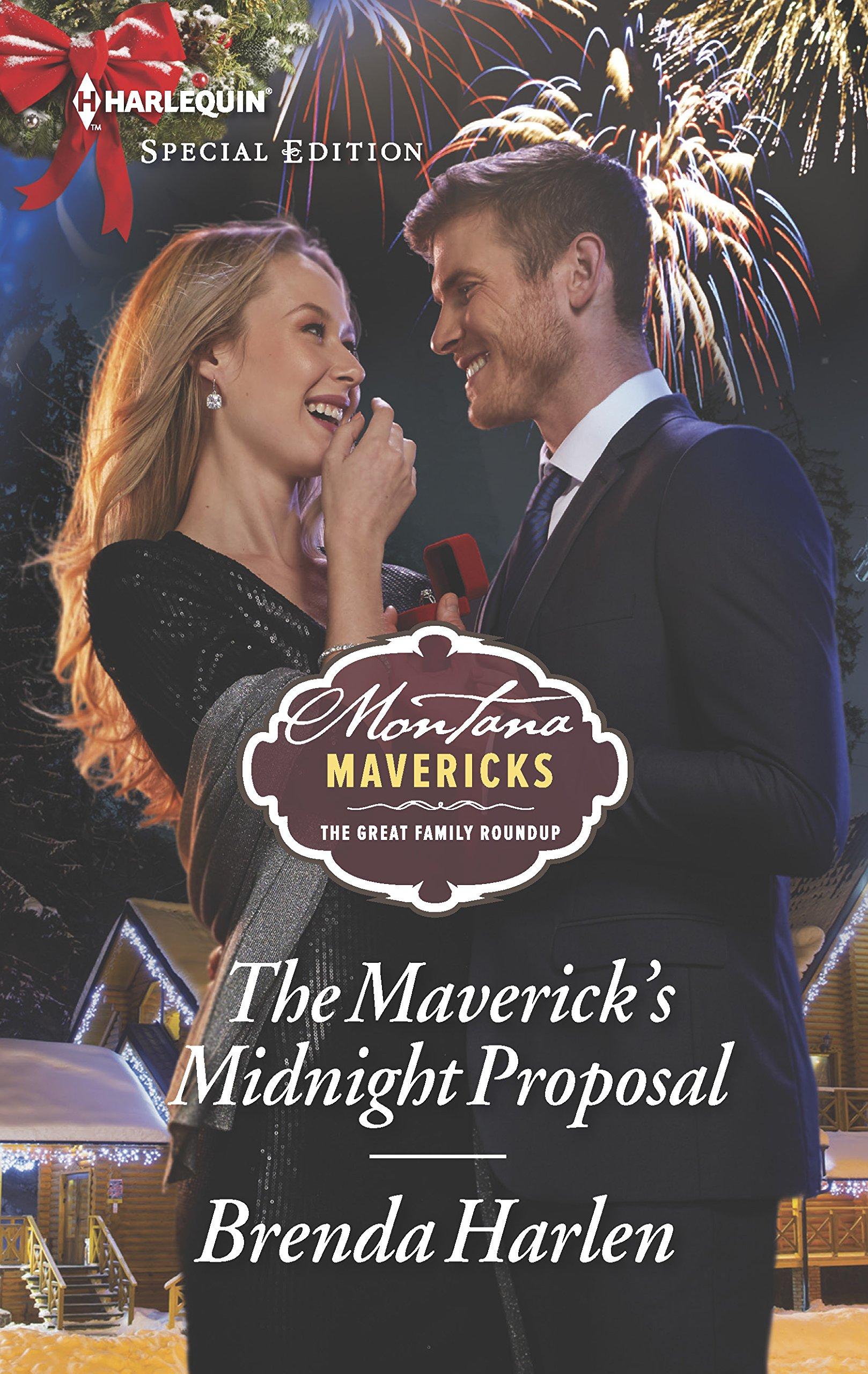 The Maverick's Midnight Proposal (Montana Mavericks: The Great Family Roundup) pdf epub