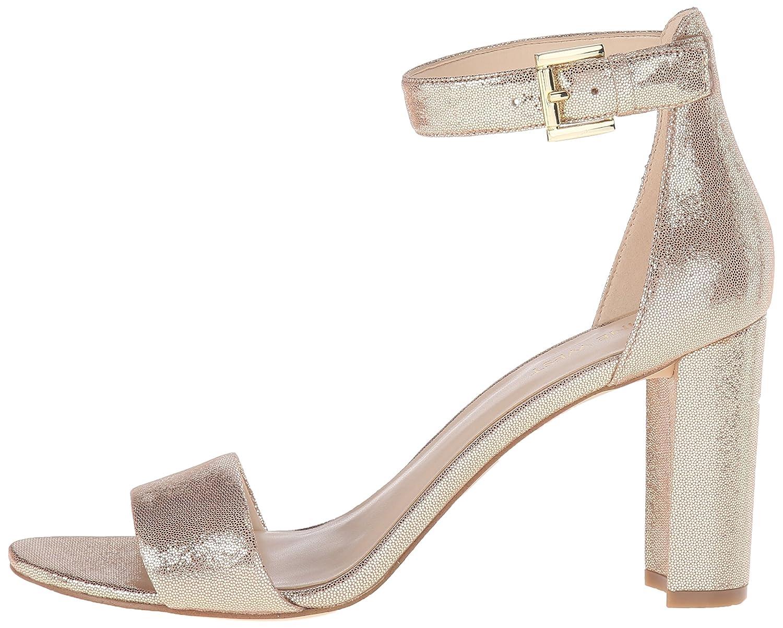 Nine West Damens's Dress Nora Metallic Dress Damens's Sandale Gold 62c15a