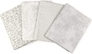 ADORNit, Yard Fabric Combo Pack for Quilting - Creme Blenders