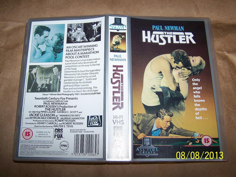 The Hustler [Francia] [VHS]: Amazon.es: Paul Newman, Jackie ...