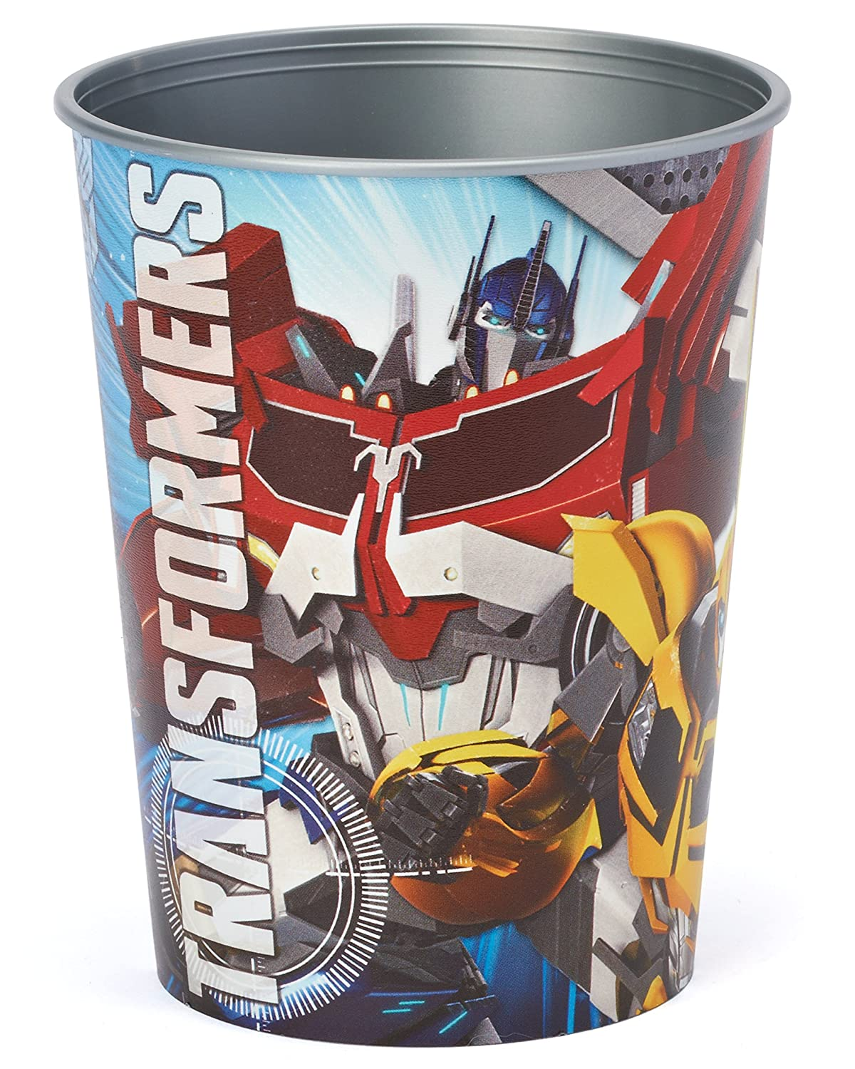 American Greetings Transformers Plastic Party Cup, 16 oz American Greetings- Toys 5181058