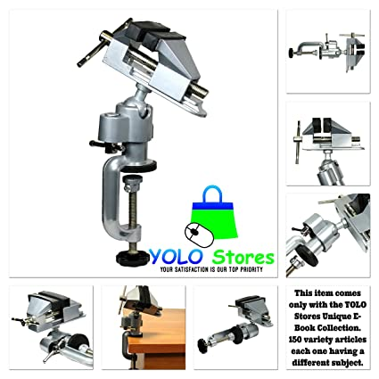 Magnificent Swivel Vise Small Jewelers Hobby Clamp On Table Bench Tool Onthecornerstone Fun Painted Chair Ideas Images Onthecornerstoneorg