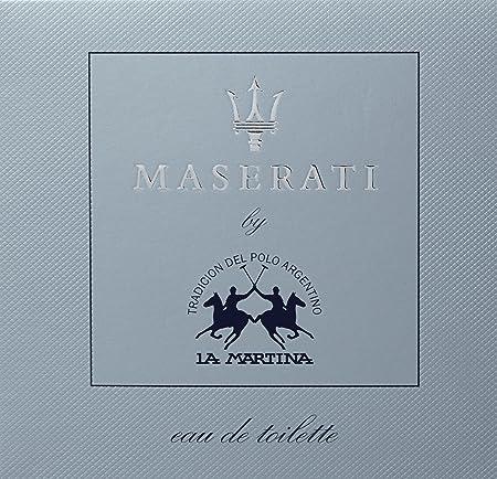 La Martina Maserati Passion Caballo hommehombre, Eau de Toilette Vaporisateur, 1er Pack (1 x 100 ml)