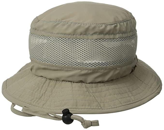 c12c16f8b49 Stetson Men s Insect Shield Flap Boonie Hat at Amazon Men s Clothing ...