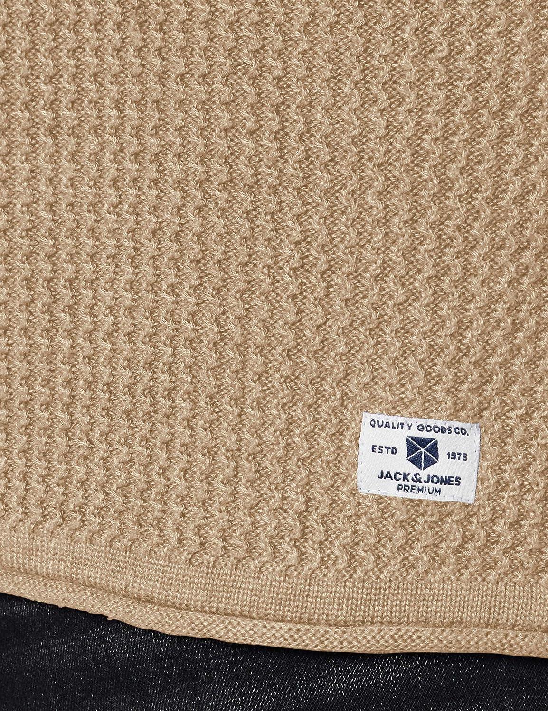 JACK /& JONES Herren Jprblucarlos Knit Crew Neck Noos Pullover
