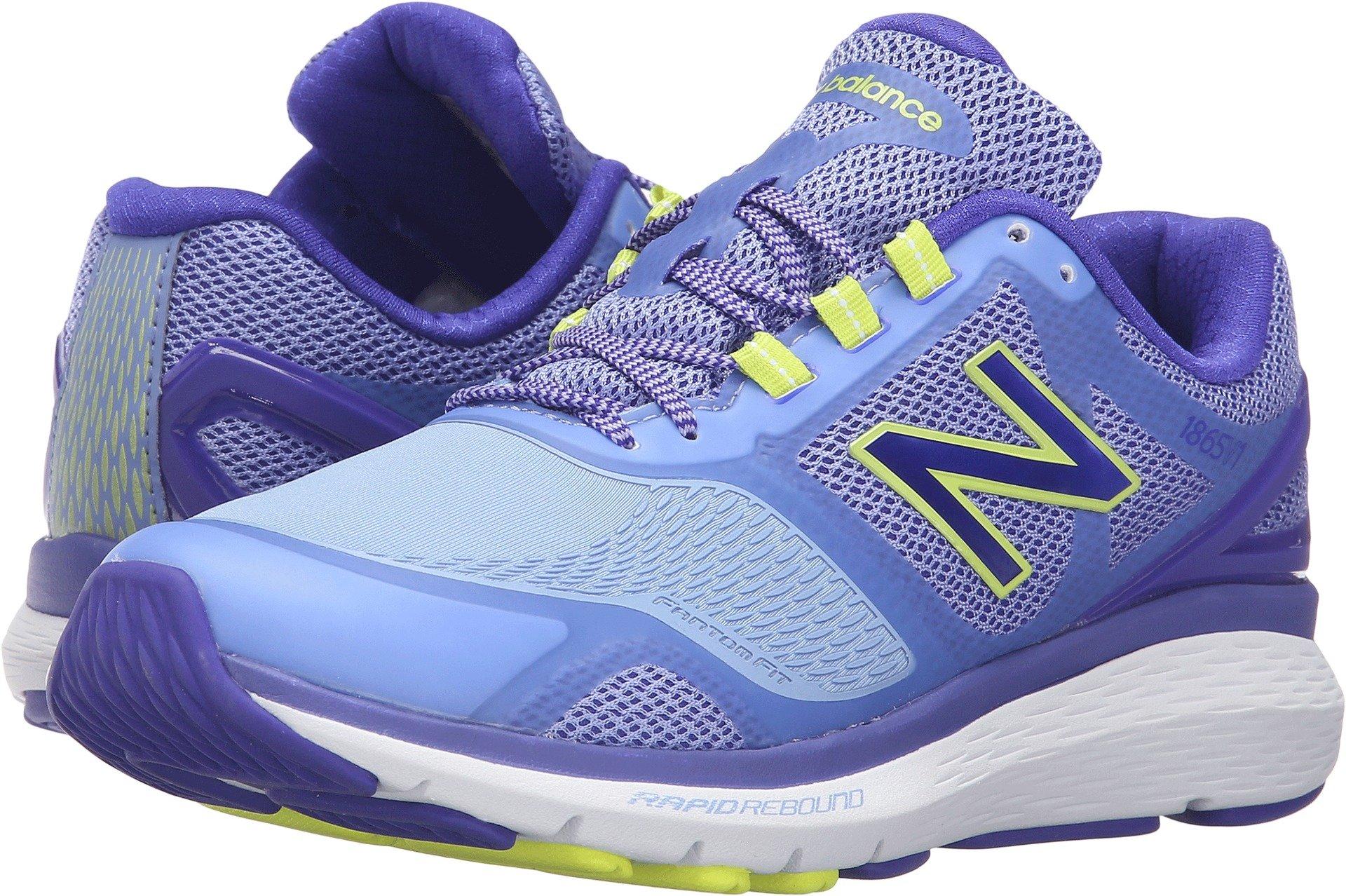 New Balance Women's 1865v1 Trail Walking Shoe, Purple, 6.5 B US