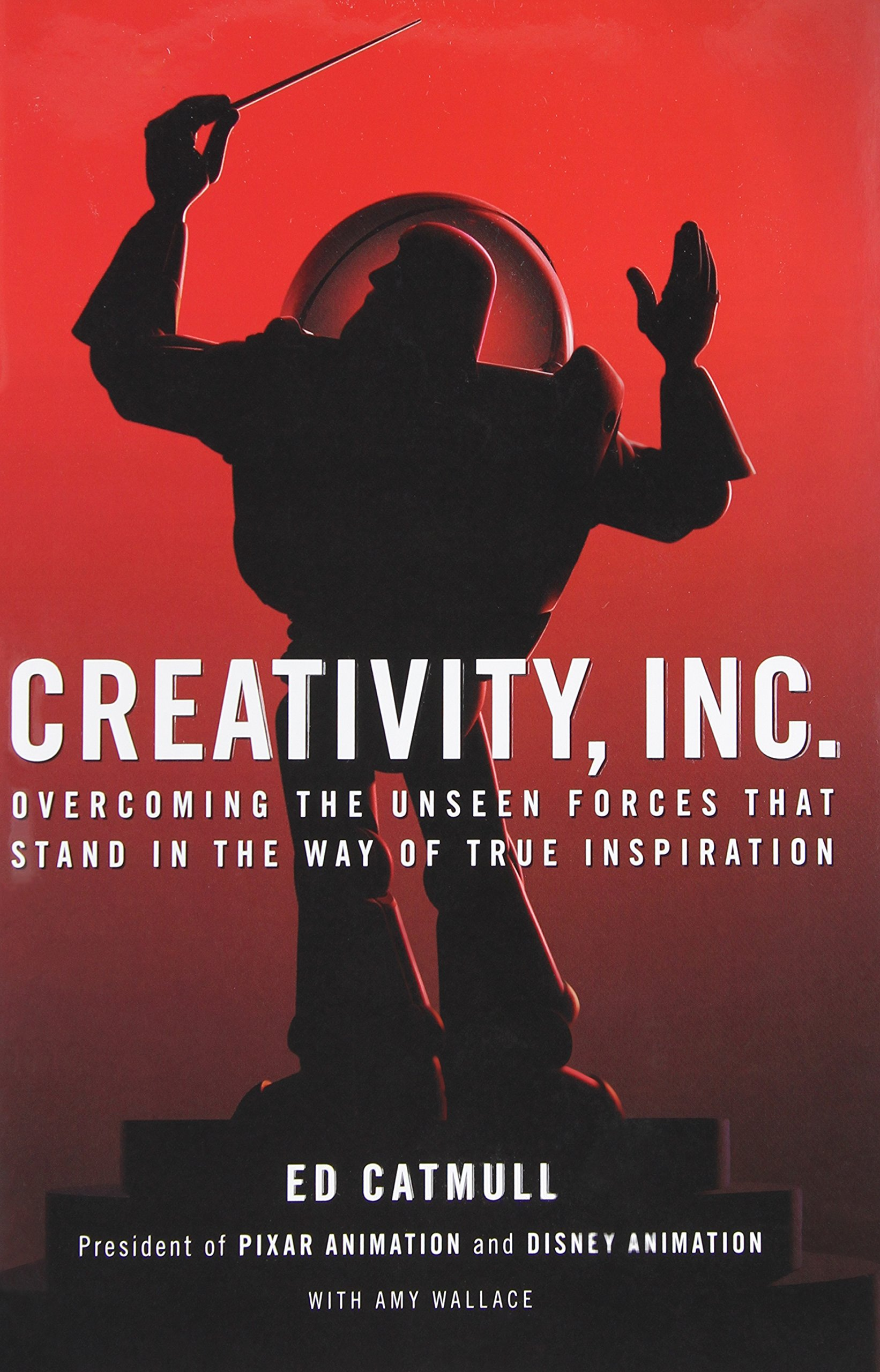 Read Online Creativity, Inc.: Overcoming the Unseen Forces That Stand in the Way of True Inspiration pdf epub