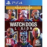 Watch Dogs Legion Gold Edition - PlayStation 4