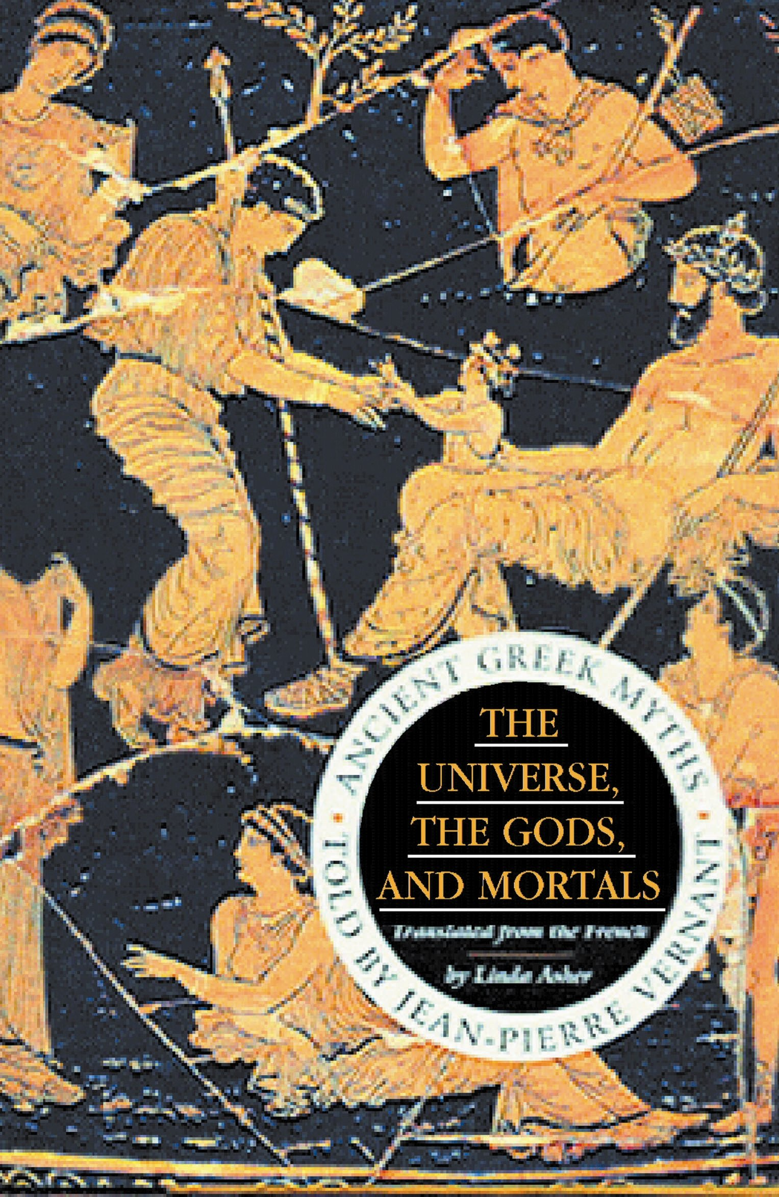 The Universe, the Gods and Mortals (Ancient Greek Myths) pdf epub