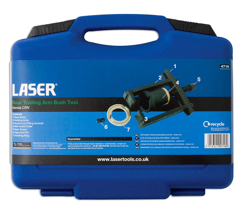 Laser 4716 Bush Tool for Honda CRV