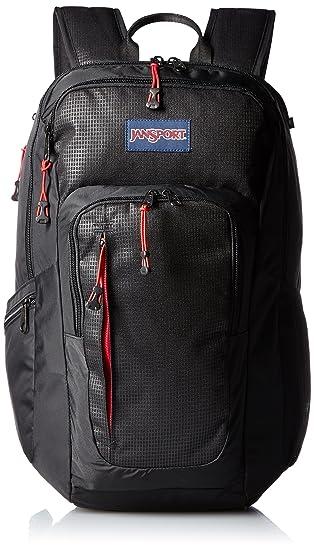 JanSport Recruit Laptop Backpack - Black