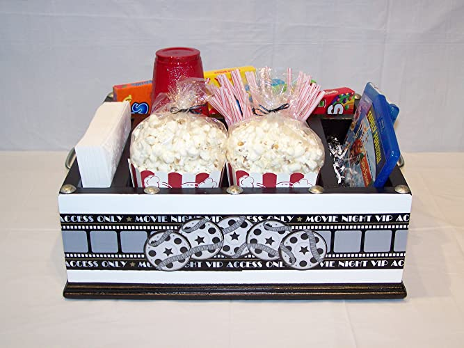 movie night party caddy movies stars themed birthday party party decorations gift idea