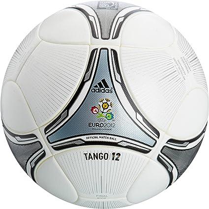 Adidas Matchball Tango 12 UEFA EURO Finale 2012 white-silver-black ...