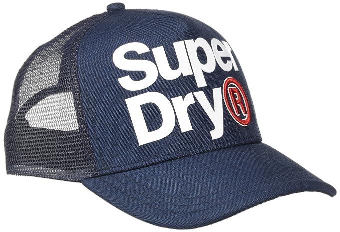 Superdry HB Lineman Trucker Cap, Gorra de Béisbol para Hombre