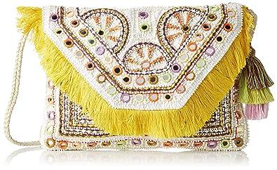 627f7a7a5b Antik Batik femme Kino Pochette Multicolore (Multico): Amazon.fr ...