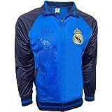 Amazon.com: Real Madrid FC Windbreaker Jacket, Official ...