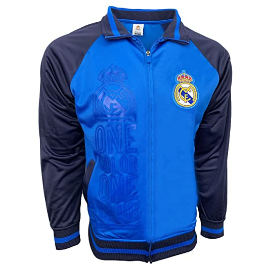 new arrival 5c82c c06bf Real Madrid Jacket 2017 NEW !! for Kids and Adults ( Official Product )  Real Madrid Track Jacket, Soccer , Football Jacket