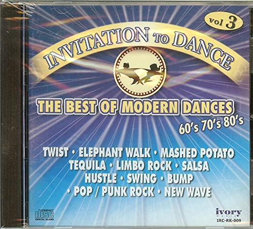Spadee Cooley And His Band The San Francisco Music Machine Red Flames Rhythm Street Invitation To Dance Vol 3 The Best Of Modern Dances 60 S 70 S 80 S Music