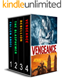 Raines & Shaw Thriller Series Box Set (Books 1–4)