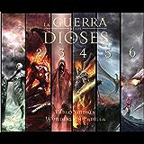 La Guerra de los Dioses (Ultra-Pack: Saga Completa)
