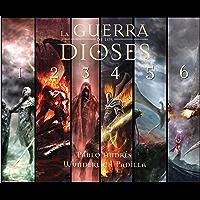 La Guerra de los Dioses (Libros 1-6 Serie Completa)