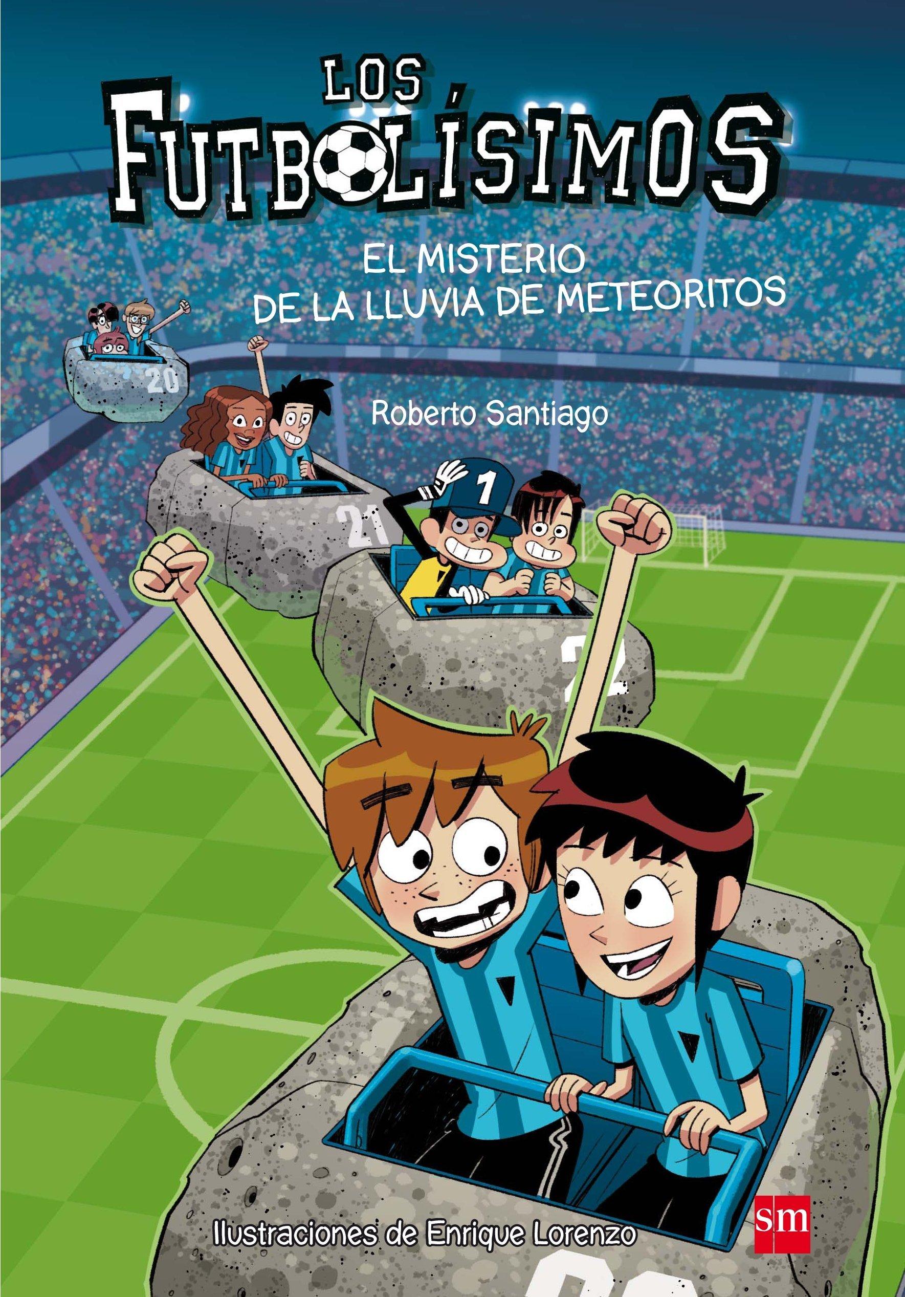 Los Futbolisimos libros en orden :Descubre como leer esta