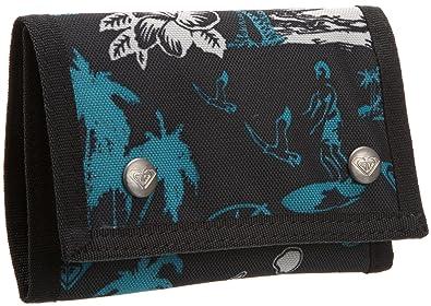 Roxy Womens Eureka Wallet Dark Grey Xiwwt071: Amazon.es ...