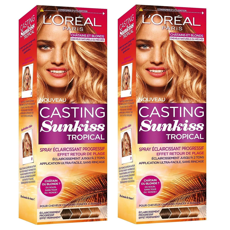 L' oréal Paris Casting Sunkiss congelata eclaircissante Casting Crème Gloss a8808100