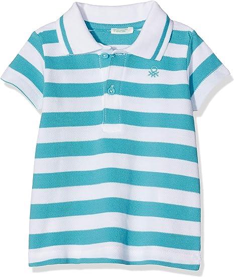 United Colors of Benetton L//S Polo Shirt Beb/és