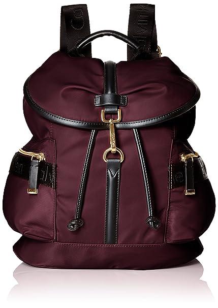 5996559534b Calvin Klein Key Items Nylon Backpack, Rum Raisin: Amazon.ca: Clothing &  Accessories