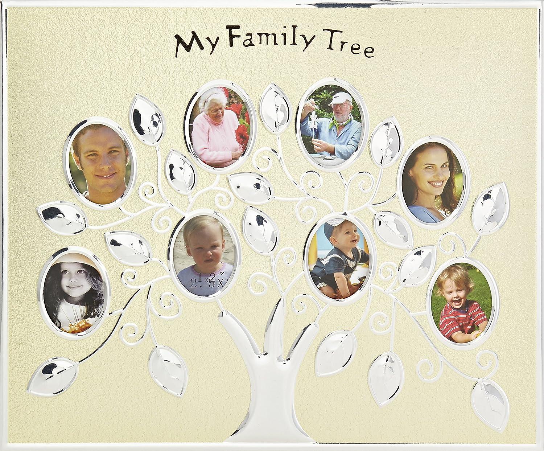 Hugs & More Family Tree Photo Frame (Gold) HMB0005A