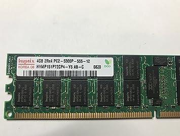 1348e0c3720e2 Amazon.in  Buy Hynix DDR2 667MHz 4GB PC2-5300P ECC SERVER Registered ...