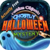 Hidden Object Ghostly Halloween Mystery – Haunted Horror Nights Picture Puzzle Objects Differences Seek & Find Pumpkin FREE Game