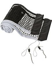 Donic Schildkrot Unisex's 6ft Nylon Table Tennis Replacement Net-Black, 6 ft