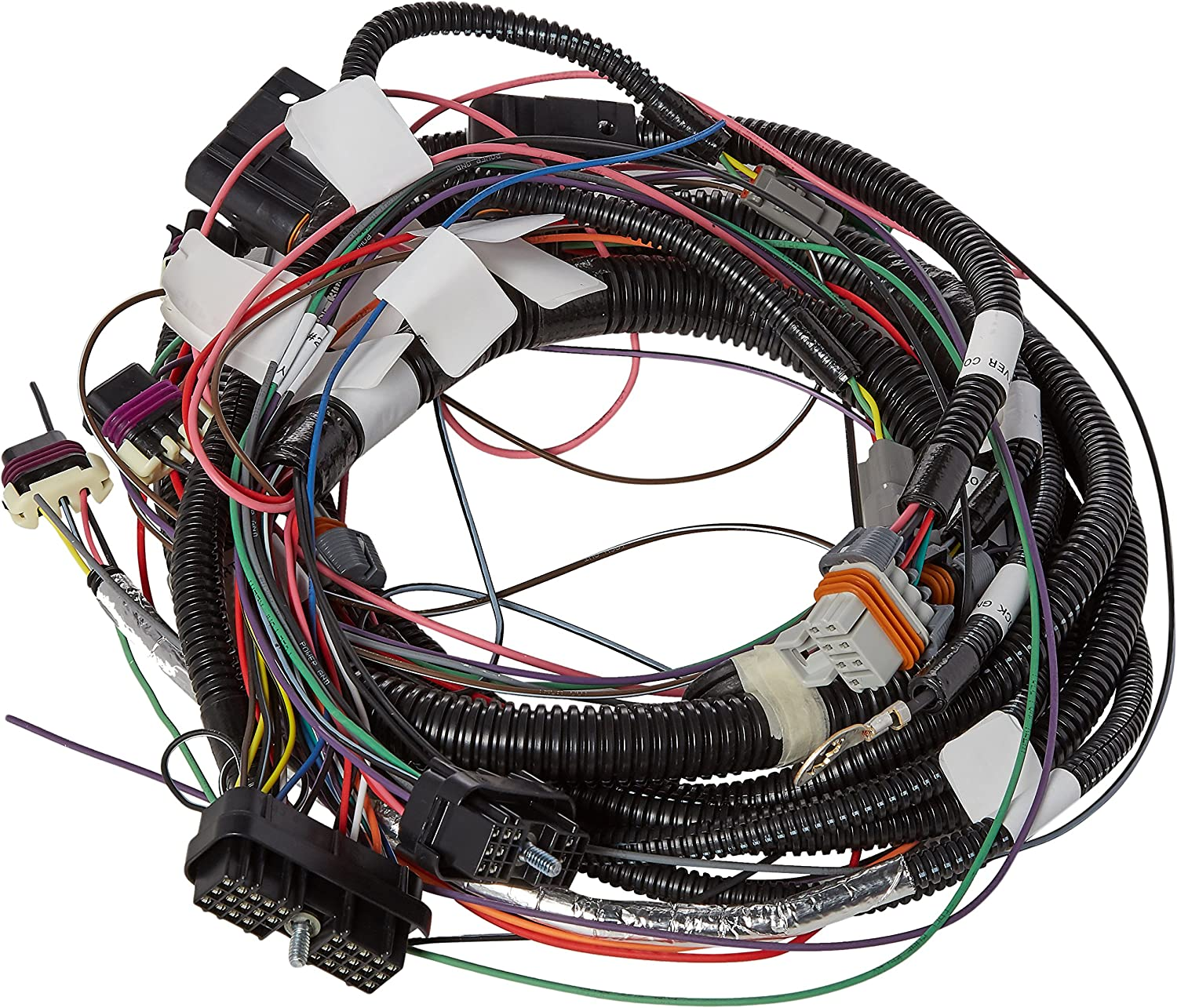 [DIAGRAM_1CA]  Amazon.com: FAST 301972 Wiring Harness for LS1/LS6 XIM: Automotive | Fast Wiring Harness |  | Amazon.com