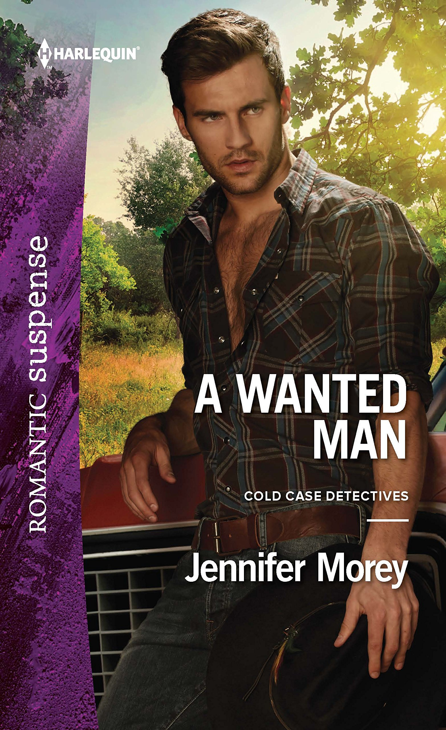 A Wanted Man (Cold Case Detectives) PDF