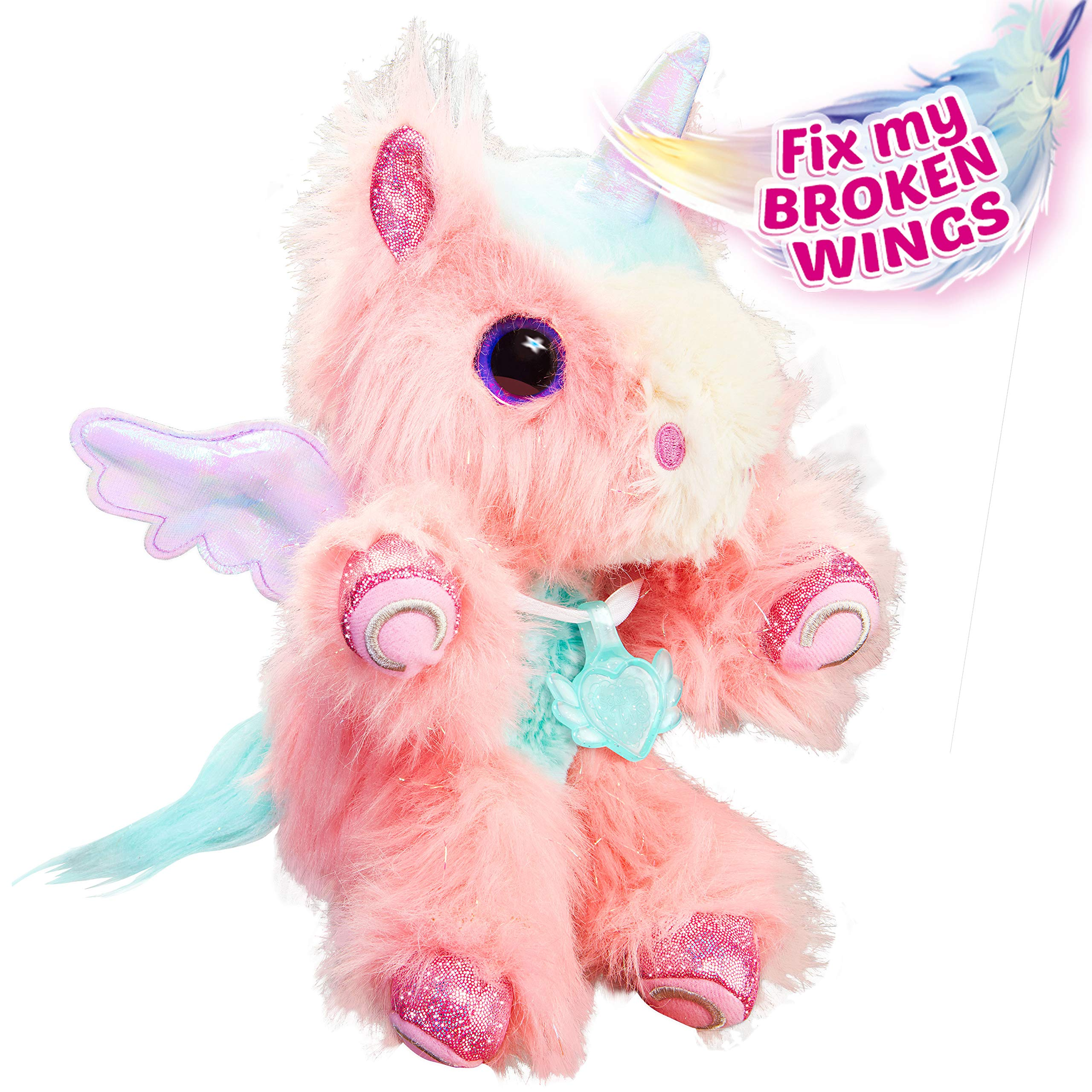 Fantasy Little Live Scruff-A-Luvs Plush Mystery Rescue Pet Styles May Vary