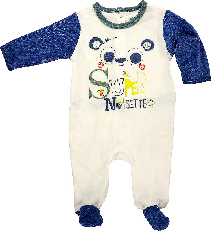 Baby Nicki Strampler Noisette Petit B/éguin