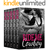 Ride Me Cowboy Box Set: A Western Romance