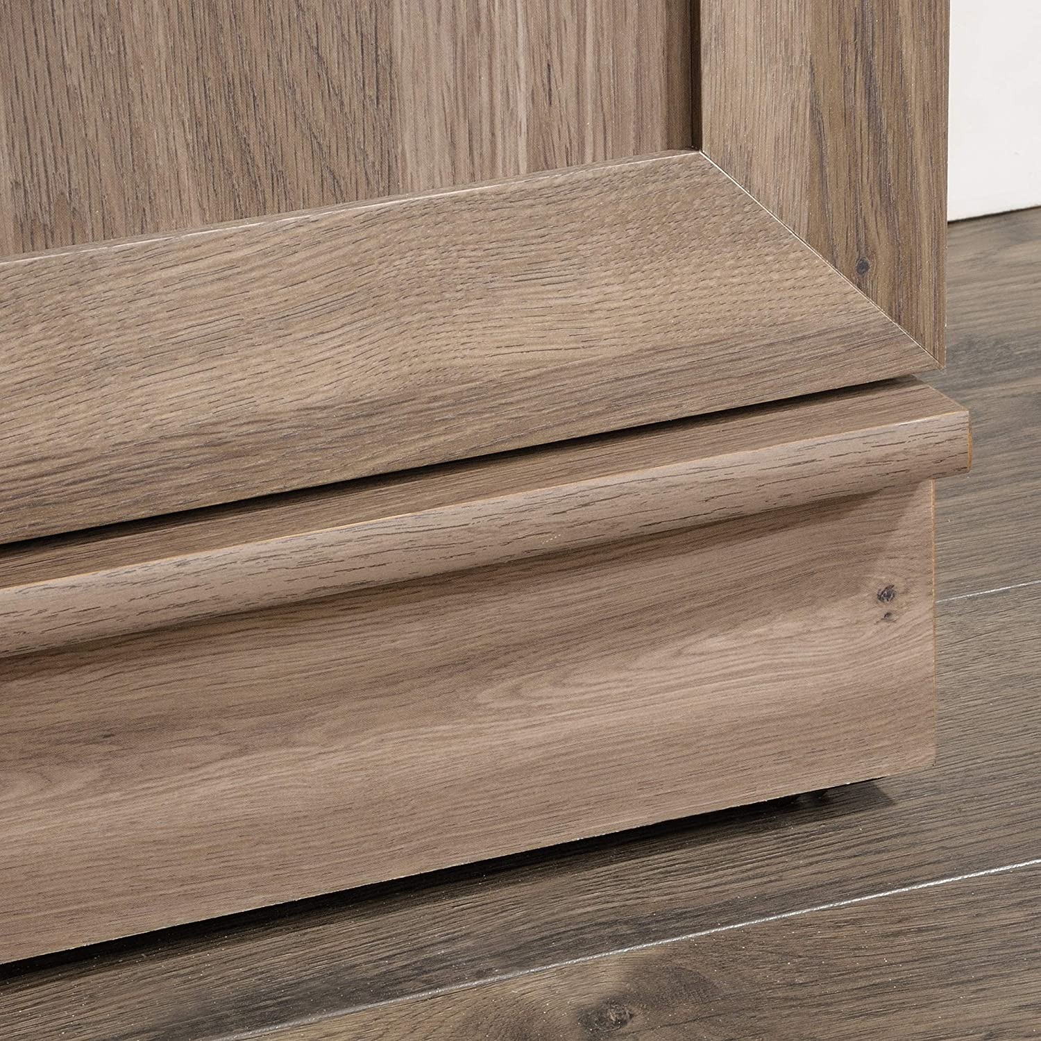 Salt Oak finish Sauder HomePlus Storage Cabinet