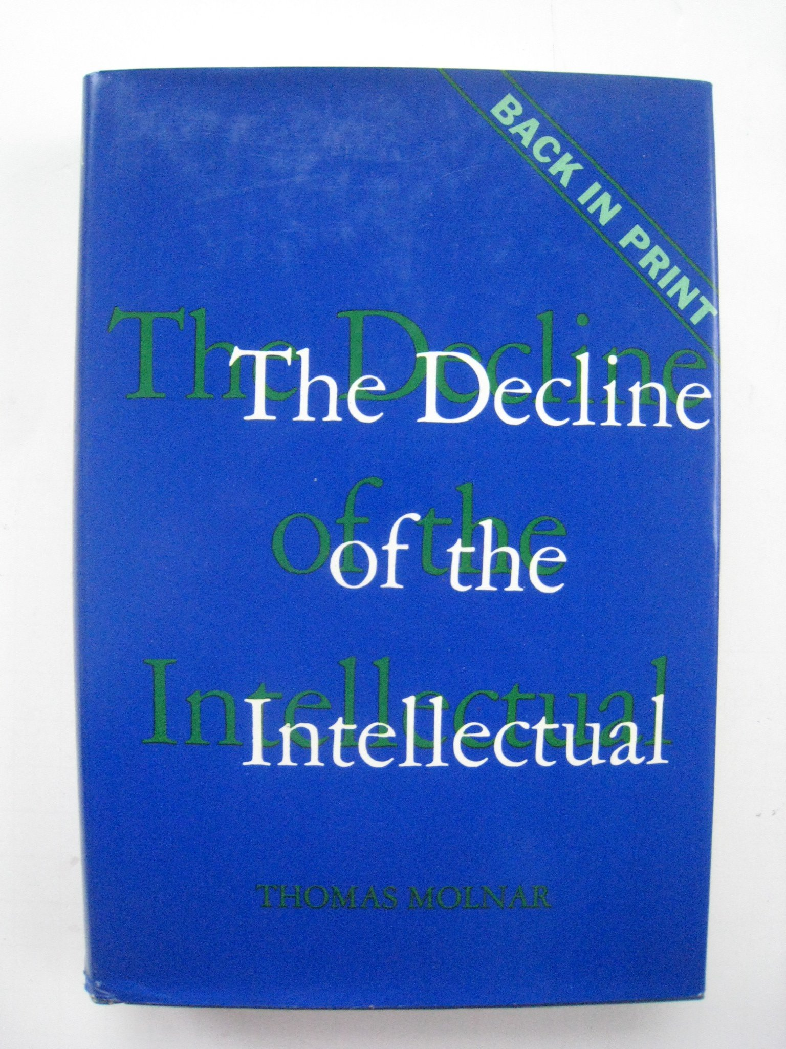 The decline of the intellectual pdf epub