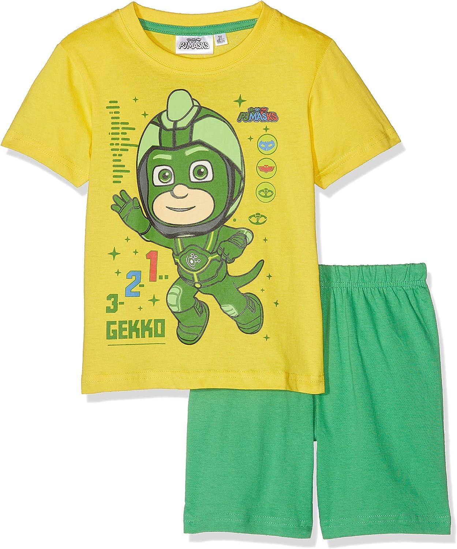 PJ Masks Jungen Zweiteiliger Schlafanzug