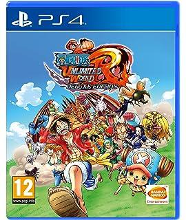 Amazon.com: One Piece: Burning Blood: PlayStation 4: Bandai ...