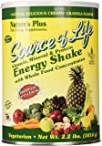 Nature's Plus Source of Life Energy Shake, 2.2 Pound