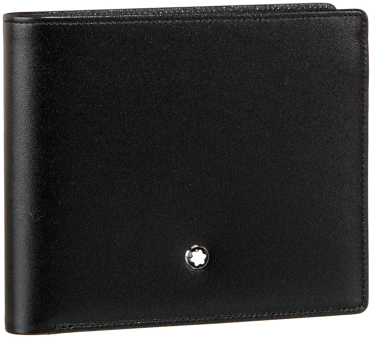 Montblanc Meisterstuck Men's Medium Leather Wallet 7162