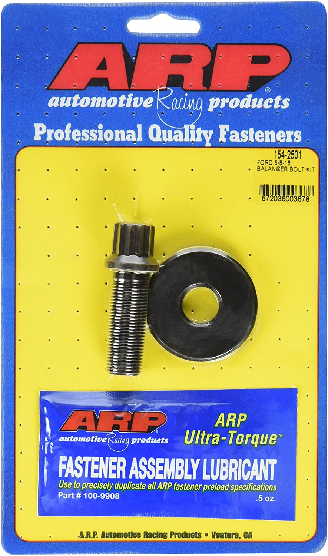 ARP 154-2501 Balancer Bolt Kit for Small Block Ford 351C