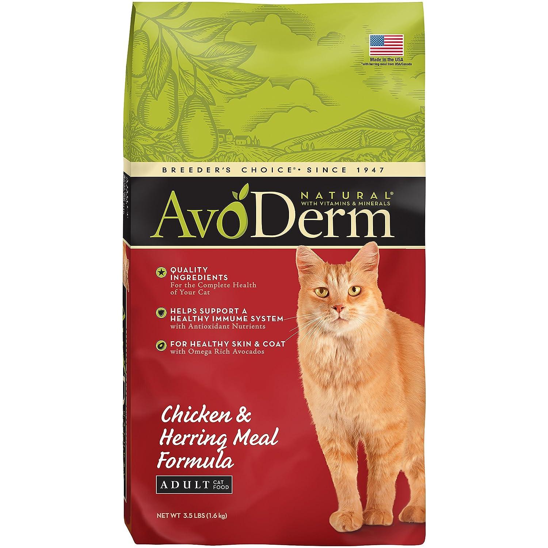 AvoDerm Natural Cat Food